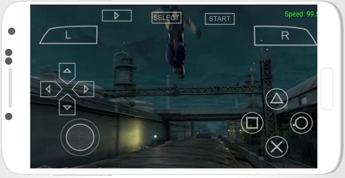 Screenshot 2 de PSP Games ISO Database - Ppsspp Market 2021 para android