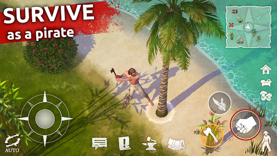 Mutiny: Pirate Survival RPG MOD APK (Unlimited Everything) 3
