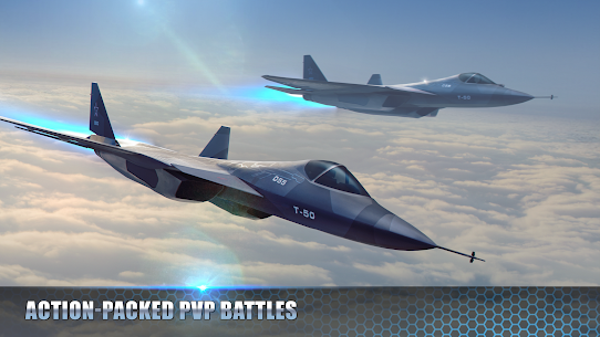 Modern Warplanes: Sky fighters – Mod, Unlimited Rockets | APK Download 1