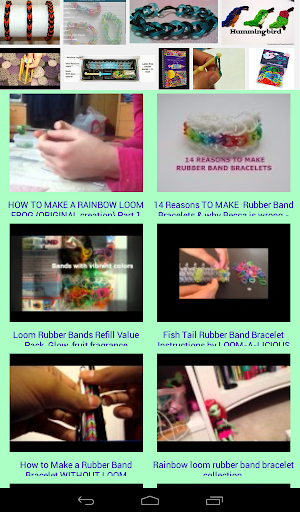 Rubber Band Loom Designs For PC Windows (7, 8, 10, 10X) & Mac Computer Image Number- 6