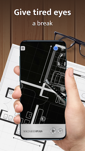 Magnifier Plus - Magnifying Glass with Flashlight 4.3.0 Screenshots 4