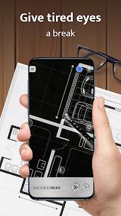 Magnifier Plus – Magnifying Glass with Flashlight MOD APK V4.4.1 – (Premium) 4