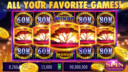 Thunder of Pyramid Slots - Free Casino 5.3 screenshots 3