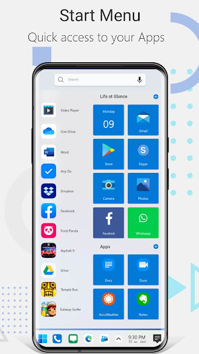 Computer Launcher android2mod screenshots 10