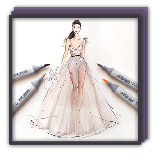 Fashion Sketch Drawing Apps On Google Play