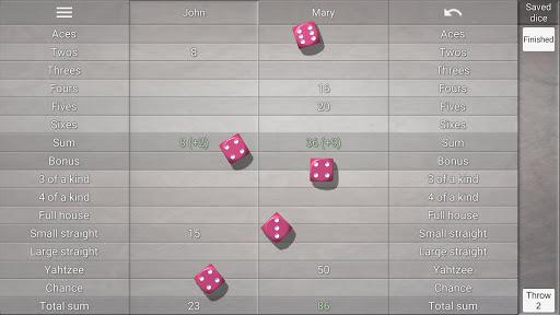 Yatzy Protocol & game screenshots 23