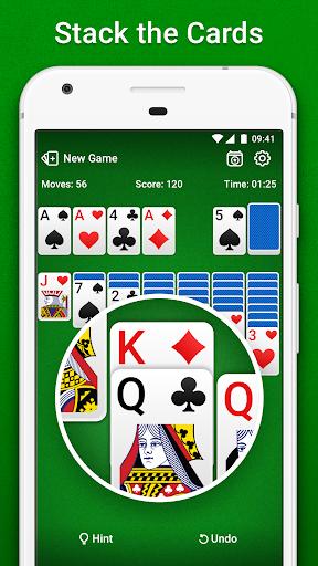 Solitaire – Classic Klondike Card Game apktreat screenshots 2