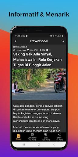 PeweFeed 1.2.4 Screenshots 2