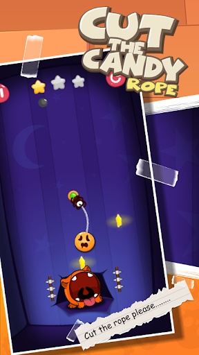 Cut The Candy Rope 5.0 screenshots 2