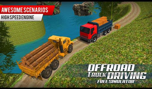 Offroad Truck Driving Simulator: Free Truck Games Apkfinish screenshots 10