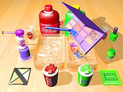 Mixing Makeup Into Slime ASMR Fidget Toys Games Apk 2