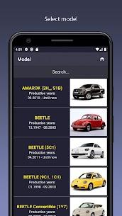 TechApp for Volkswagen 1