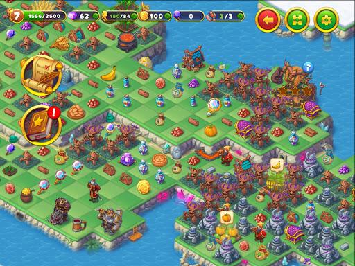ud83cudf53The Mergest Kingdom: Magic Realm screenshots 12
