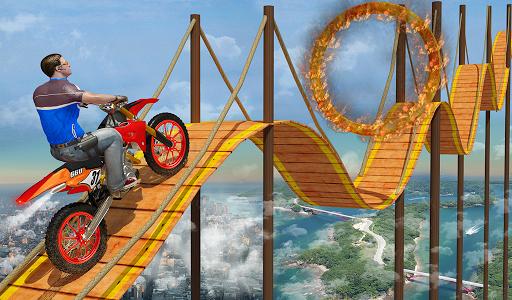 Bike Tricks Trail Stunt Master -Impossible Tracks 11 screenshots 5