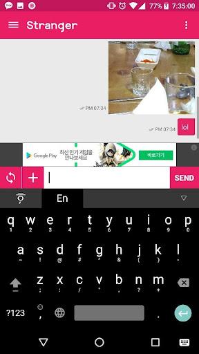 Stranger with Chat. Stranger, Random Chat  Screenshots 4