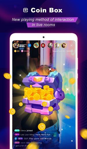 FaceCast:Make New Friends, Chat & Meet, Livestream android2mod screenshots 16