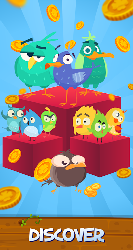 Merge Birds  screenshots 6
