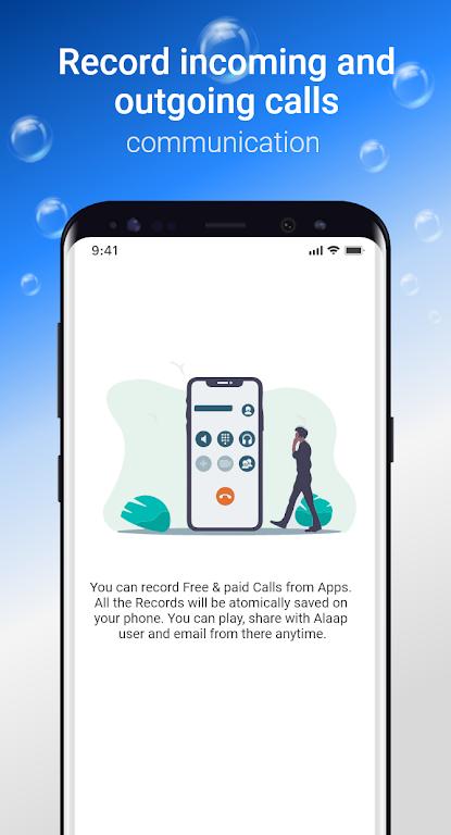 Alaap - BTCL Calling App poster 1