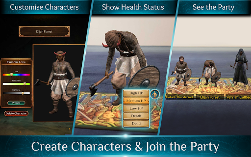 Ardent Roleplay - AR for Tabletop RPGs 1.7.5.4 screenshots 23