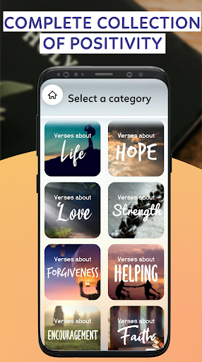 Bible Word Puzzle Games : Connect & Collect Verses  screenshots 2