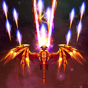 Dragon Impact: Space Shooter  Galaxy Attack Game