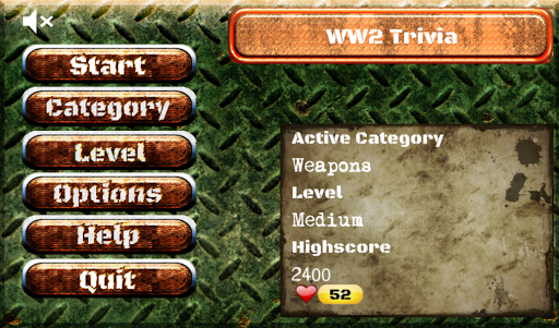 ww2 trivia screenshot 1