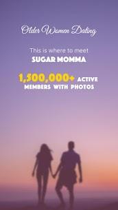 Cougar Dating App: Seeking Sugar Momma Older Women 1