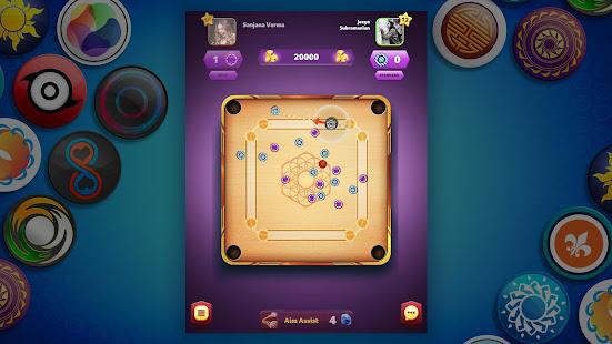Carrom Friends : Carrom Board & Pool Game 1.0.33 Screenshots 15