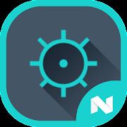 N Theme - Dark Green Icon Pack  Icon