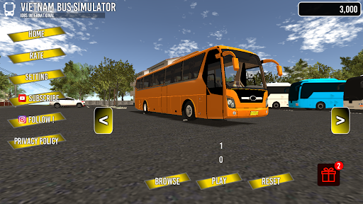 Code Triche Vietnam Bus Simulator (Astuce) APK MOD screenshots 1