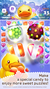 B. Duck : CANDY SWEETS