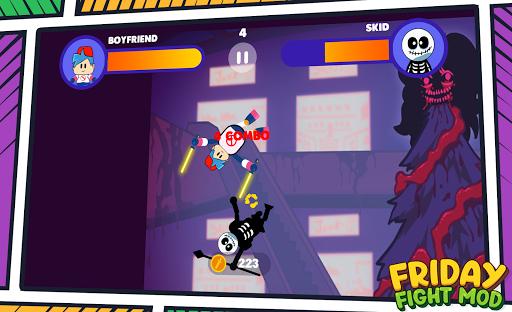 Friday Fight Mode FNF  screenshots 6