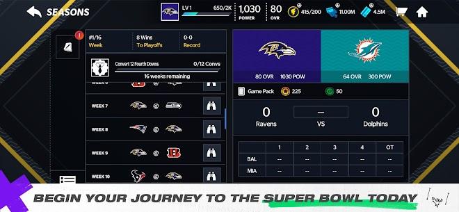 Madden NFL 21 Mobile Football Apk Mod + OBB/Data for Android. 6