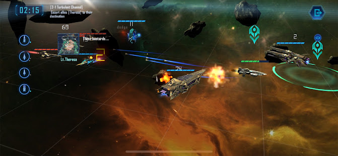 Galaxy Reavers 2 - Space RTS Battle 1.0.961 Screenshots 10