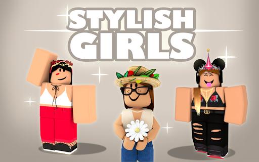 Girls Skins for Roblox apktram screenshots 1
