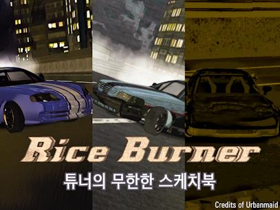 Rice Burner Mod Apk 0.7.0.6f2 (Mod Money/Gold) 5