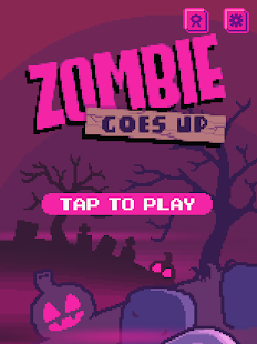 Zombie Goes Up Screenshot