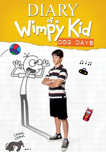Diary Of A Wimpy Kid Dog Days Movies On Google Play