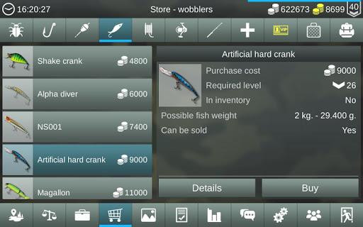 My Fishing World - Realistic fishing 1.14.95 screenshots 24