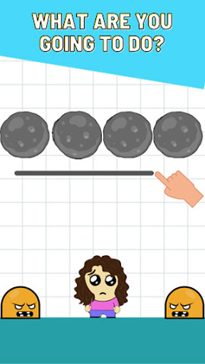 Draw Puzzle & Brain Game - Rescue The Girl  screenshots 4