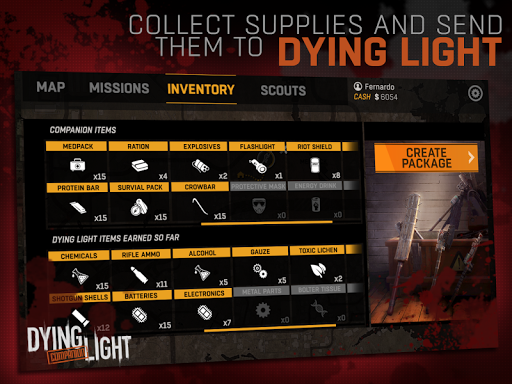 Companion for Dying Light  screenshots 4