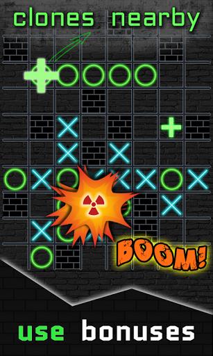 Tic Tac Toe XO - Block Puzzle 5 in a row  screenshots 2