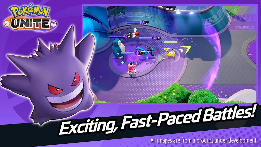 Pokémon UNITE poster 3
