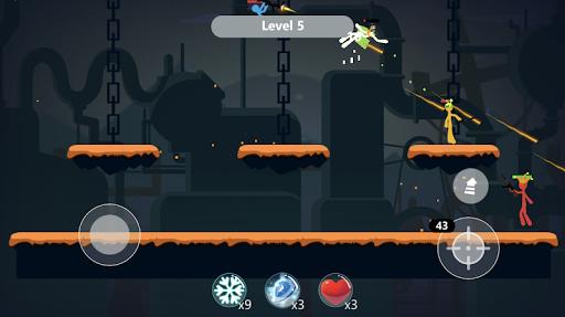 Stick Fight Warriors 3.2 screenshots 2