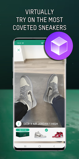Grailify - Sneaker Release Calendar  Screenshots 1