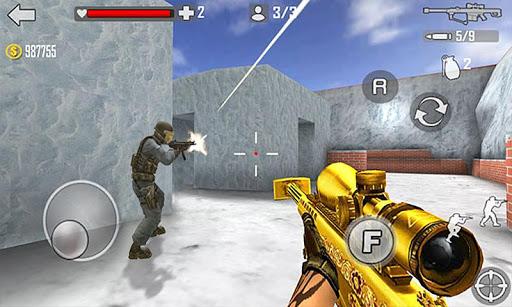 Shoot Strike War Fire  screenshots 2