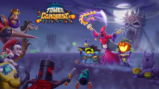 Tower Conquest Mod Apk (Unlimited Money) 1