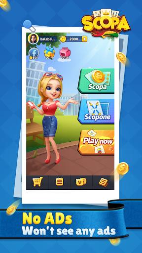 Scopa:Italian Card Game online  screenshots 5