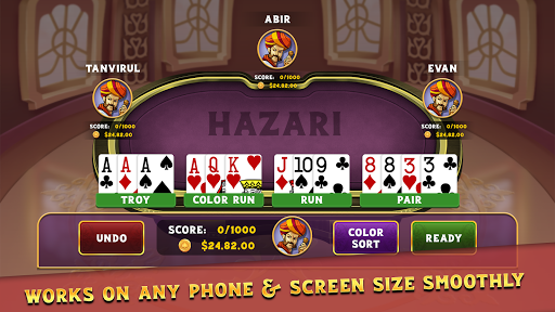 Hazari Gold with Nine Cards offline free download 3.50 screenshots 4