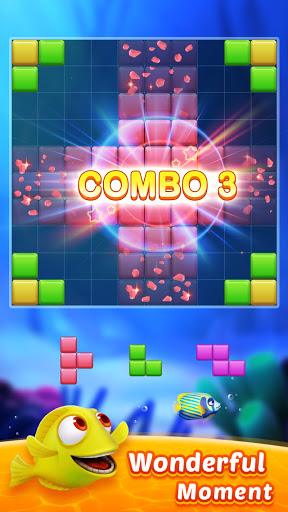 Block Puzzle Fish u2013 Free Puzzle Games modavailable screenshots 5